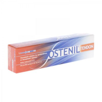 Ostenil Tendon 40mg/2ml Solution 1 pièces