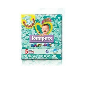 Pampers Baby-Dry Junior 17 pezzi