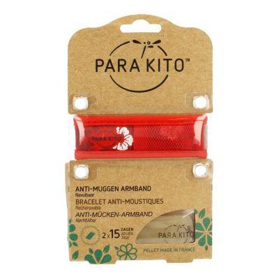 Parakito Anti-Muggen Armband Groot Model Graffic  Armband 1 stuks