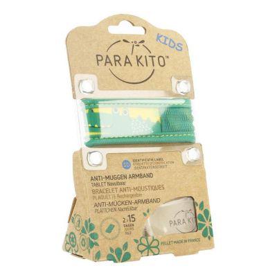 Parakito Anti-Muggen Armband Kids krokodil Armband 1 stuks