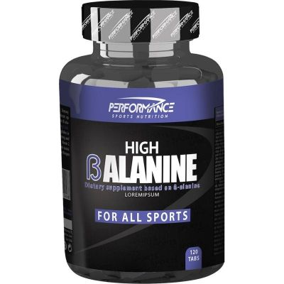 Performance beta-alanine Capsules 120 pièces