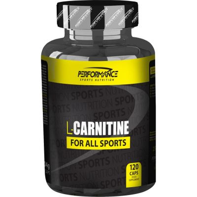 Performance L-Carnitine caps Capsules 120 stuks