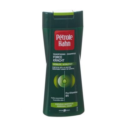 Petrole Hahn shampooing force Shampooing 250ml
