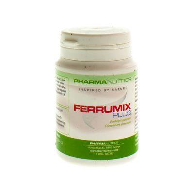 Pharmanutrics Ferrumix Plus Capsules 60 stuks