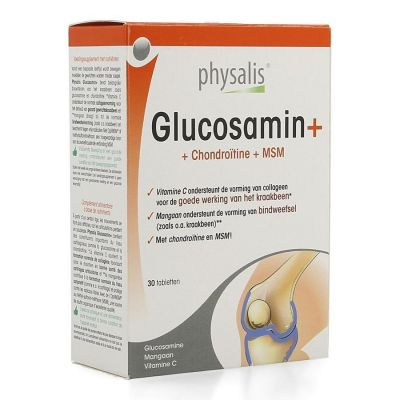 Physalis Glucosamin plus Tabletten 30 stuks