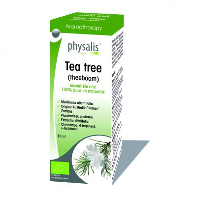 Physalis Tea Tree Essentiële oliën 10ml