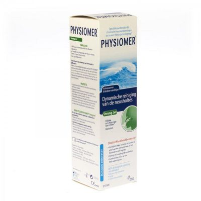 Physiomer Strong Jet  Verstuiver 210ml