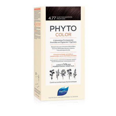 Phyto Phytocolor 4.77 Castano marrone intenso 1 pezzi