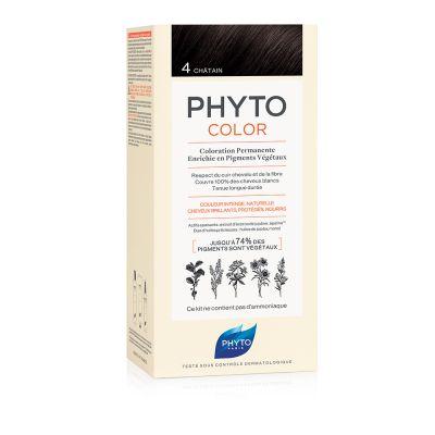 Phyto Phytocolor 4 Castano 1 pezzi