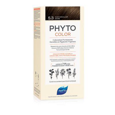 Phyto Phytocolor 5.3 Castano Chiaro Dorato 1 pezzi