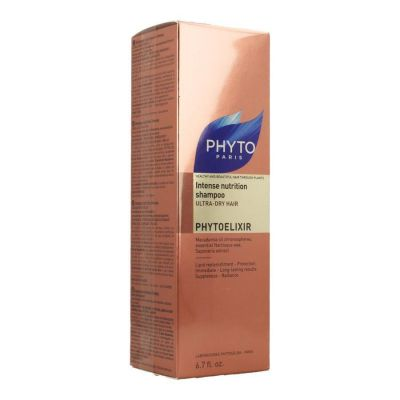 Phyto Phytoelixir cheveux ultra secs Shampooing 200ml