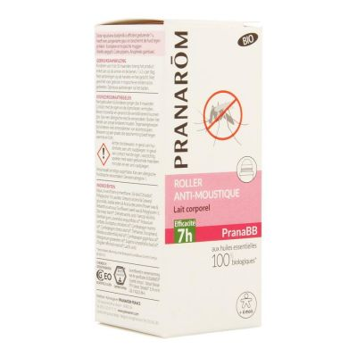 Pranarom Pranabb anti-moustique Roll-on 30ml