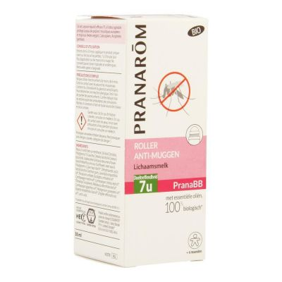 Pranarom PranaBB Anti-muggen Roller Roll-on 30ml