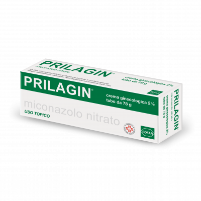Prilagin 2% Crema vaginale 78g