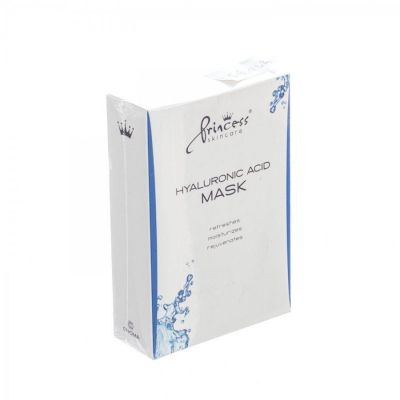 Princess Mask hyaluronic acid Masker 8 stuks