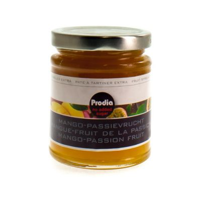 Prodia pâte à tartine mangue-passion  Confiture 215g