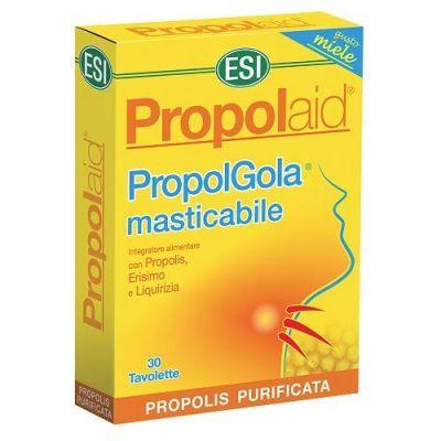 Propolaid PropolGola gusto miele  Compresse 30 pezzi
