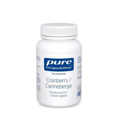 Pure Encapsulations Cranberry Capsules 60 stuks