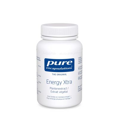 Pure Encapsulations Energy Xtra Capsules 60 stuks