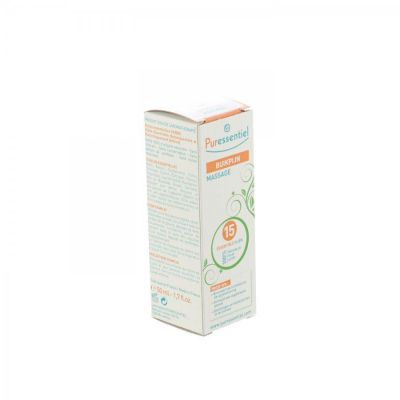 Puressentiel Buikpijn massage Olie 50ml