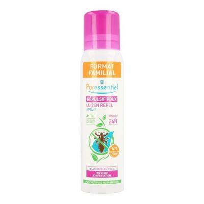 Puressentiel spray répulsif contre les poux Spray 200ml