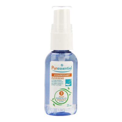 Puressentiel Zuiverende handlotion Spray 25ml