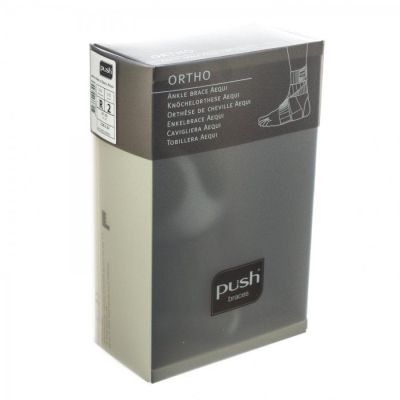 Push Ortho Enkelbrace Aequi Rechts T2 1 stuks