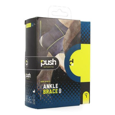 Push Sports Enkelbrace 8 links L 1 stuks
