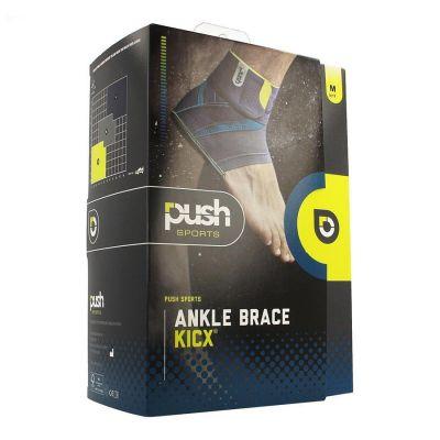 Push Sports Enkelbrace Kicx links M 1 stuks