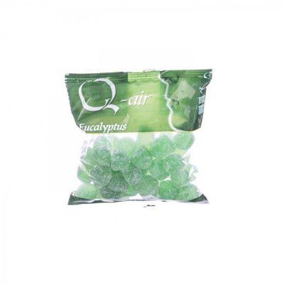 Q-air eucalyptus zonder suiker Gommen 85g