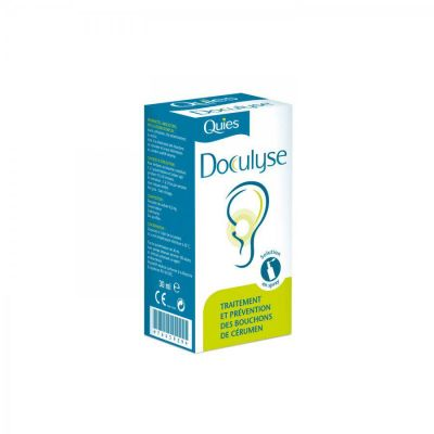 Quies Doculyse spray tegen oorsmeerproppen Spray 30ml
