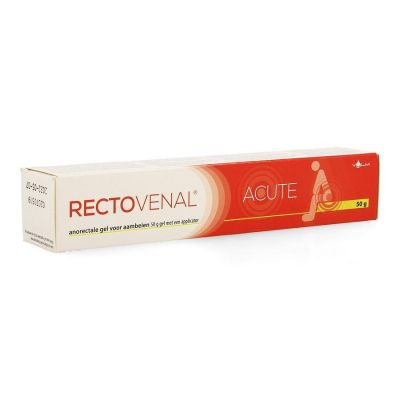 Rectovenal Acuut Gel 50gr