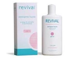 Revival Detergente pH 4,5 Lozione detergente 250ml