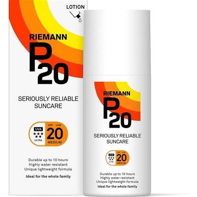 Riemann P20 Once a day SPF20 Lotion 200ml