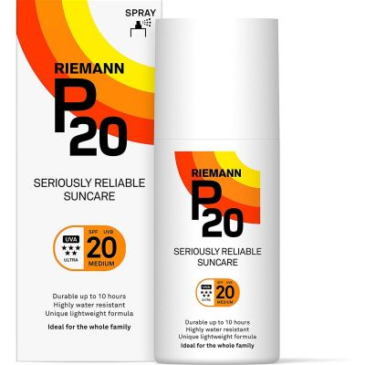 Riemann P20 Once a day SPF20 Spray 200ml