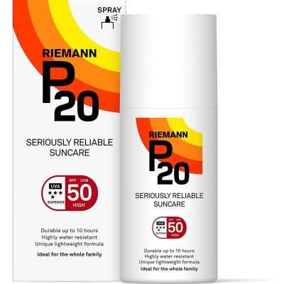 Riemann P20 Once a day SPF50 Spray 200ml