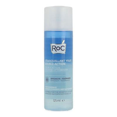 Roc Double action Demaquillant ogen Lotion 125ml
