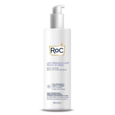 Roc Multi-Action Reiniginsmelk Melk 400ml