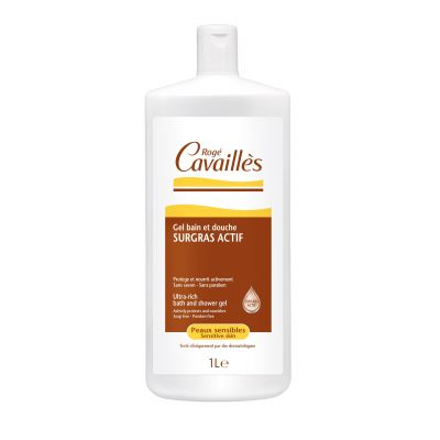Roge Cavailles Overvette Bad & Douche klassiek Gel 1l