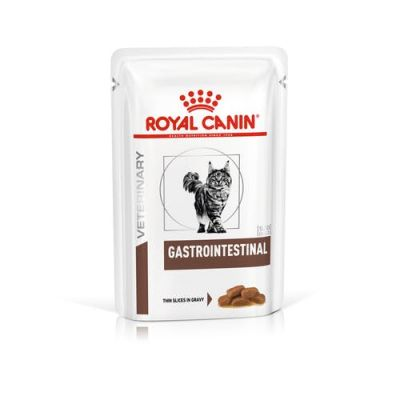 Royal Canin Gastro Intestinal chat Sachets de conservation 12x85gr