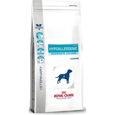 Royal Canin Hypoallergenic Moderate Calorie Dog Droge brokjes 1.5kg