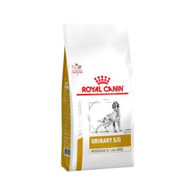 Royal Canin Urinary S/O Moderate Calorie canine Croquettes sèches 6,5kg