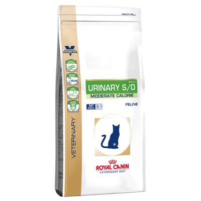 Royal Canin Urinary S/O Moderate Calorie feline Droge brokjes 3.5kg