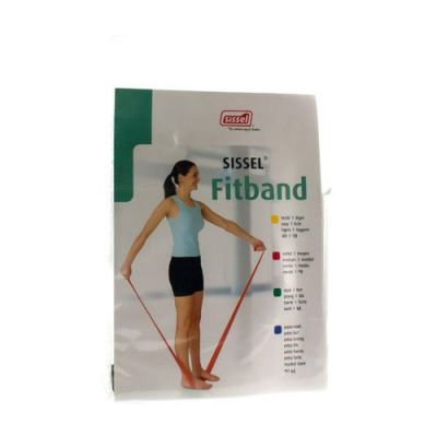 Sissel Fitband rouge medium 1 pièces