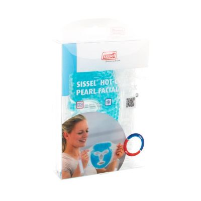 Sissel hot-cold facial mask 1 pièces