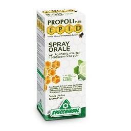 Specchiasol Propoli Plus Epid Spray Orale Lime Spray gola 15ml