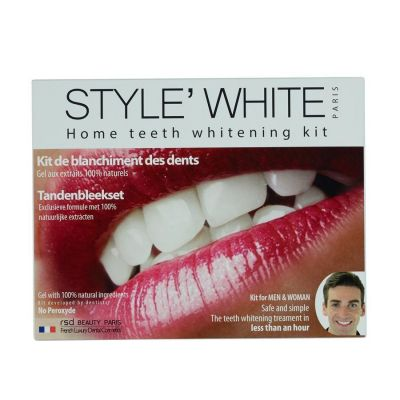 Style White Kit de blanchiment des dents 1Kit