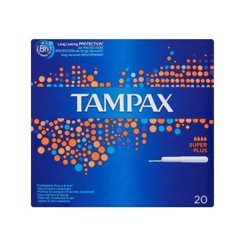 Tampax Blue Box Super Plus  20 pezzi