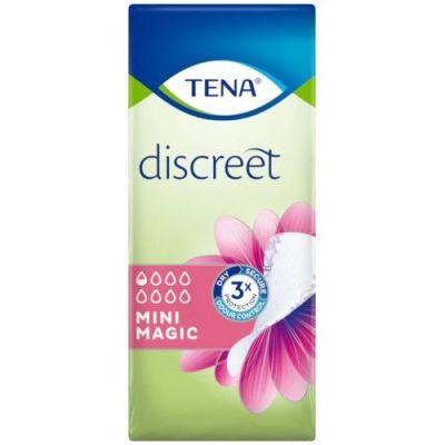 Tena Discreet Ultra Mini Magic 34 pièces