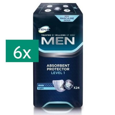 Tena Men Level 1 paquet avantageux